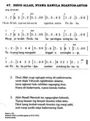 KPJ 47 DHUH ALLAH, NYAWA KAWULA NGANTOS - ANTOS